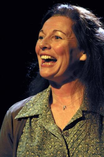 Maggie Cronin in Nivelli's War. Photo: Steffan Hill