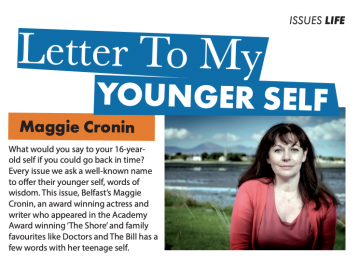 Letter To My Younger Self The Big Issue